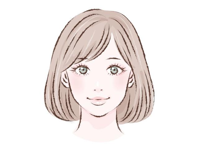 ダメージレスな髪